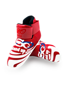 ADF-002 - Stock Design Red Foot Pads