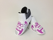 ADF-014 Stock Design Footpads / Purple and Grey